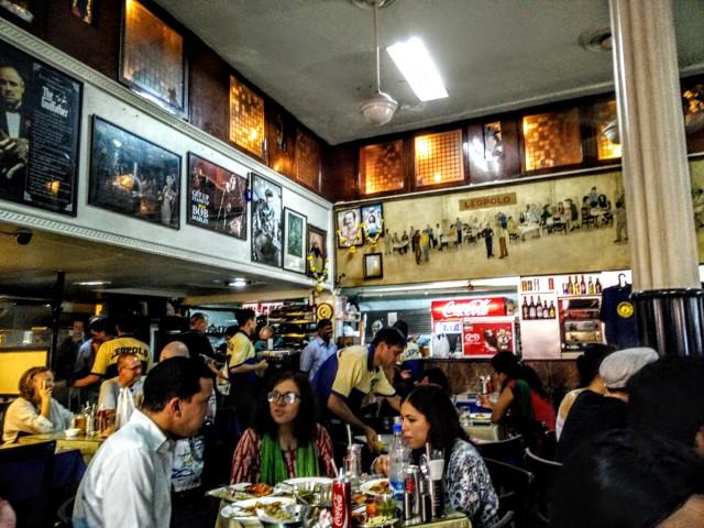 Leopald Cafe