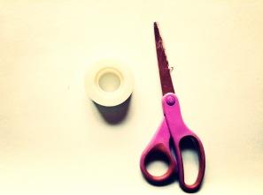Tape & Scissors