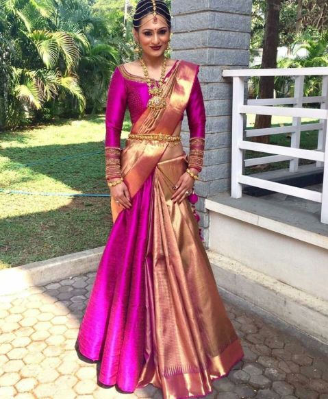 a95975f755ff95eef66eb85d93f08716--south-indian-half-saree-south-indian-brides